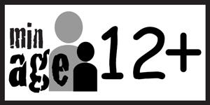Minimum Age 12+
